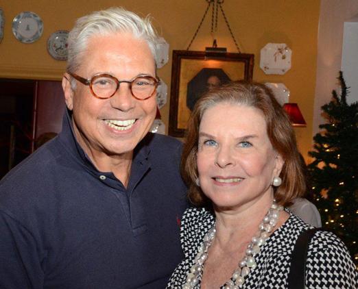 Ricardo Bruno e Marly Garcia