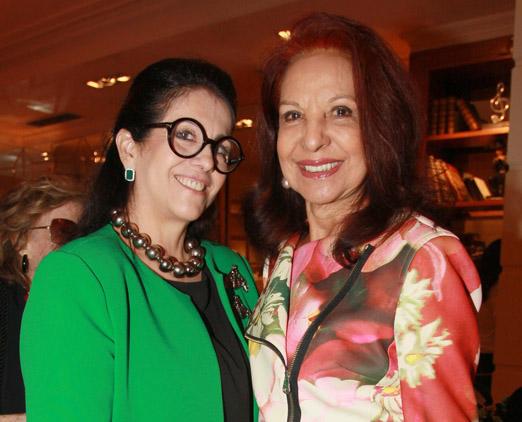 Rosana Bernardes e Glaucia Zacharias