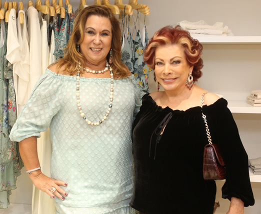 Theresa Macedo e Beatriz Veloso