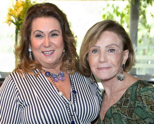 Theresa Macedo e Lea Nigri