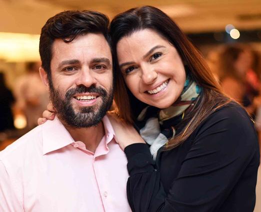 Ugo Nitzsche e Amanda Ambrosio
