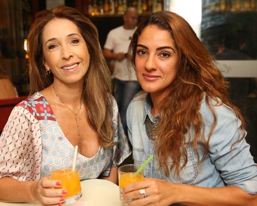 Zéu Quadros e Ingrid Queiroz
