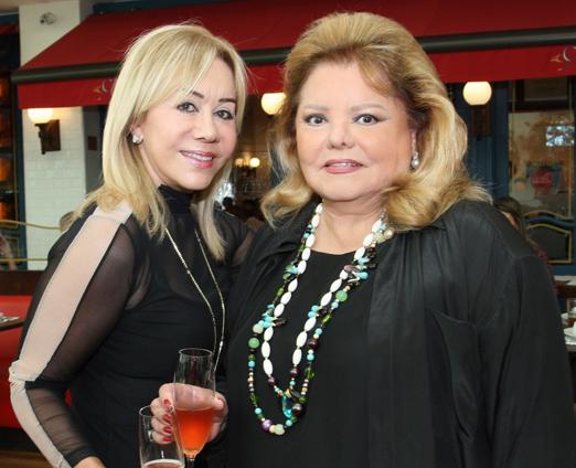 Ana Helena Lassance e Else Marques