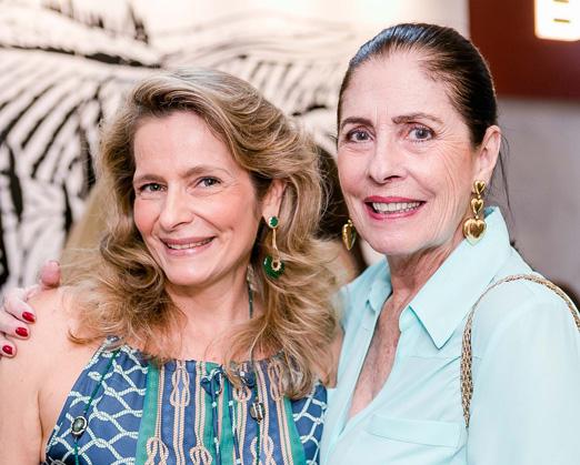 Ana Paula Leão Teixeira e Regina Marcondes Ferraz