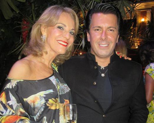 Ana de Paula e André Ramos