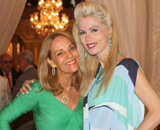 Ana de Paula e Giovanna Priolli