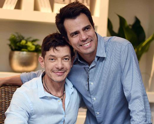 André Piva e Luis Fernando Amorim