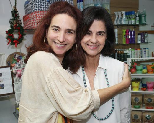 Anna Paola e Maria Leticia Protásio