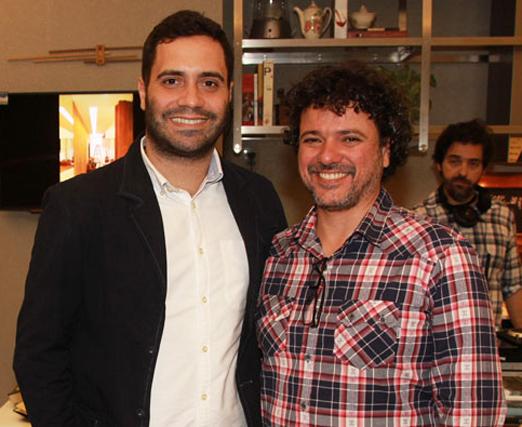 Arthur Falcão e Alessandro Sartore
