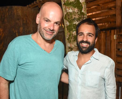 Azuri Safra e Bruno Dias
