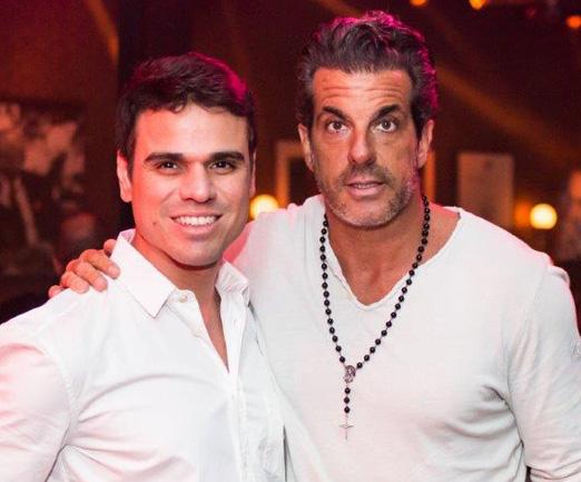 Beto Pacheco e Álvaro Garnero