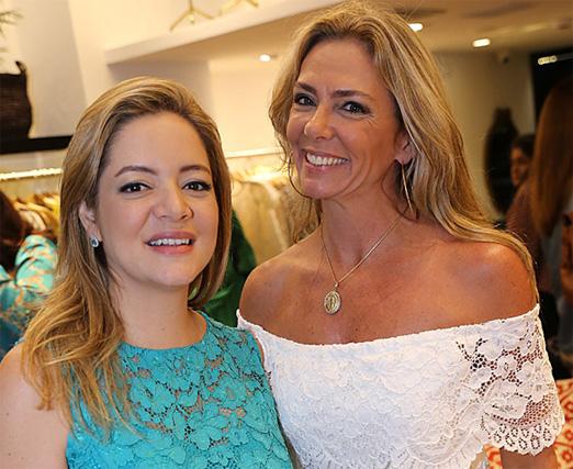 Bianca Gibbon e Márcia Veríssimo