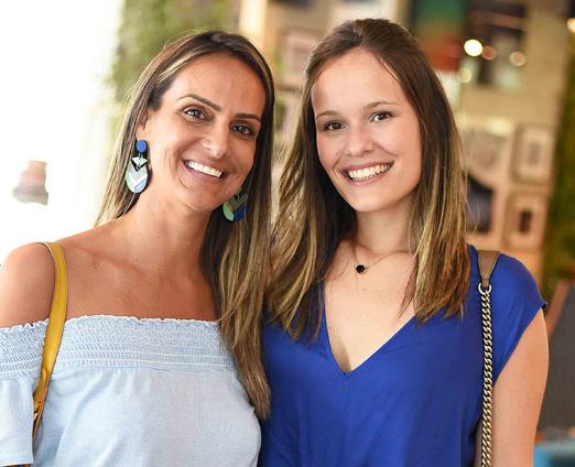 Bianca Prior e Hannah Brauer