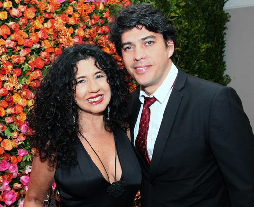 Bianca Teixeira e Alex Pires