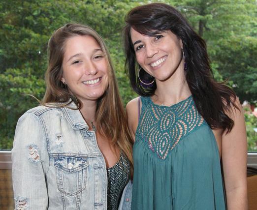 Camila Oliveira e Juliana Liborio