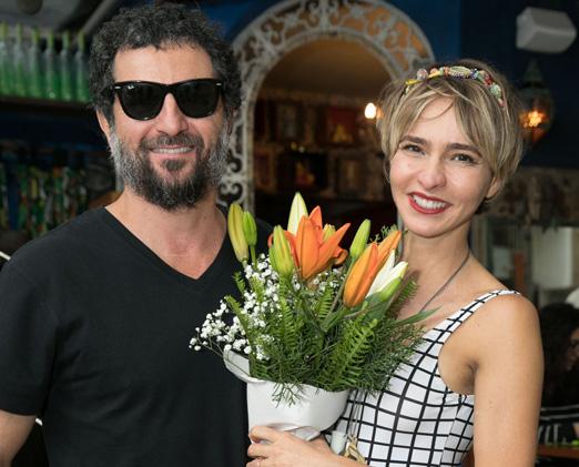 Cello Macedo e Zazá Piereck