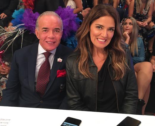 Chiquinho Scarpa e Vanessa de Oliveira