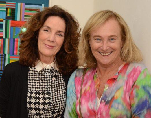 Elisa Byington e Claudia Guise