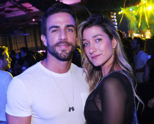 Erasmo Viana e Gabriela Pugliesi