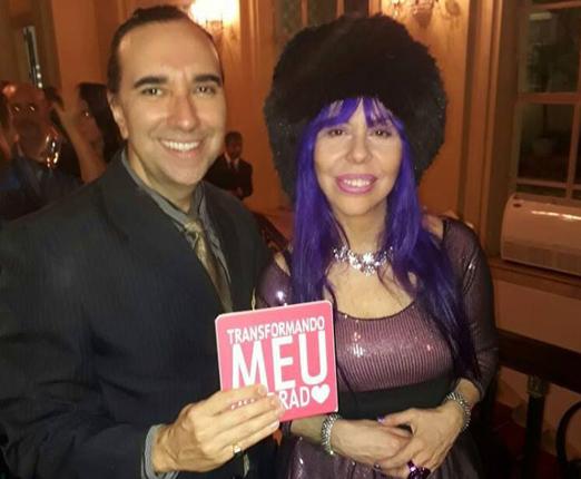 Helcio Hime e Baby do Brasil