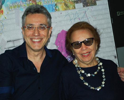 Henrique Vieira Filho e Edite Vieira