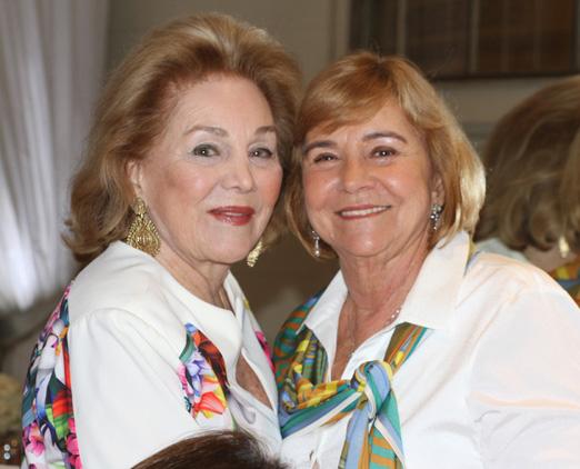 Idinha Seabra Veiga e Consuelo Paes