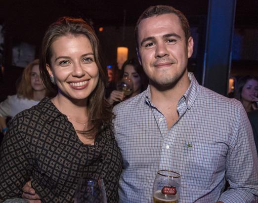 Isabelle e Daniel Poltronieri