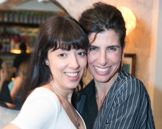 Karina Penna e Rafaela Cacciola