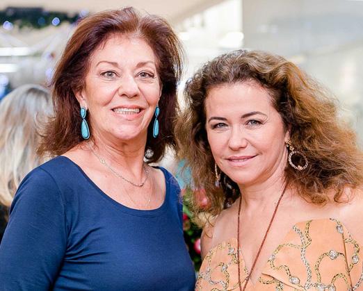 Licia Gayoso e Marta Isaksen