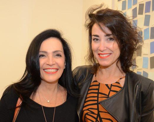 Liliana Rodriguez e Gabriela Moraes