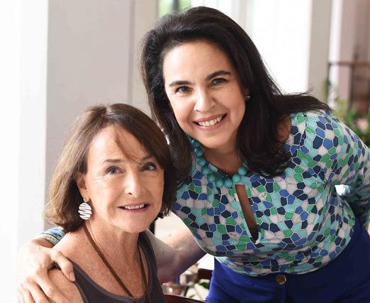Liliana Tuneu e Joy Garrido