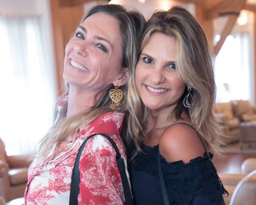 Márcia Veríssimo e Adriana Indelli