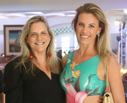Maninha Barbosa e Michele Mibouvier