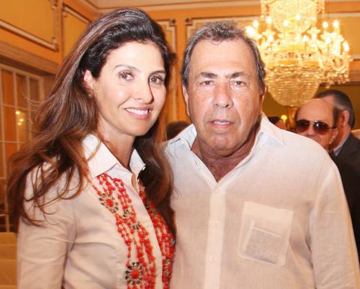 Maria Pia Marcondes Ferraz e Carlos Augusto Montenegro