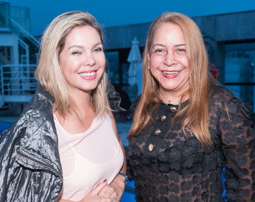 Mercedes Herrera e Candida Virgínia Ribeiro