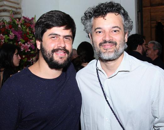 Miguel Lavigne e Domenico Lancellotti