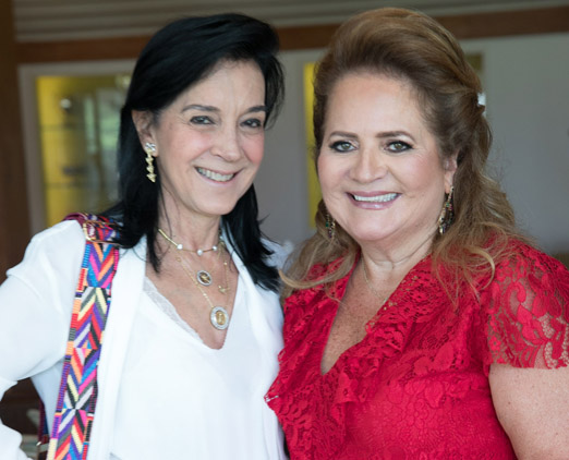 Monica Clark e Renata Fraga