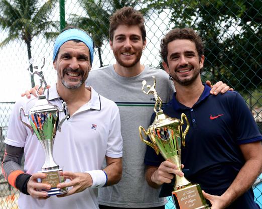 Nicola Siri, Demoliner e Felipe Andreoli
