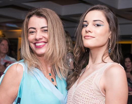 Paloma Perdigão e Sofia Hasse