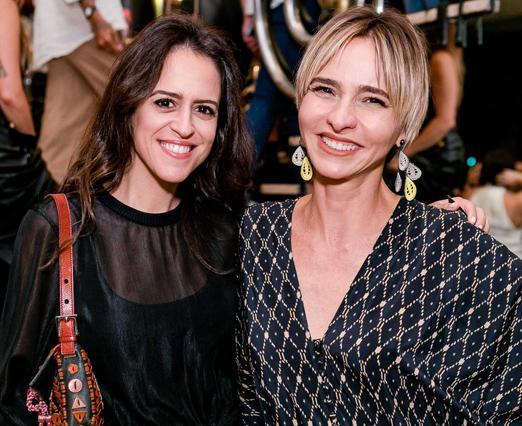 Paula Bezerra de Mello e Zazá Piereck