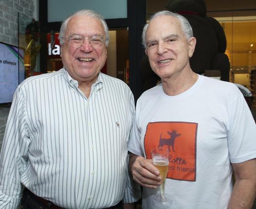 Paulo Protásio e Ricardo Stambowsky