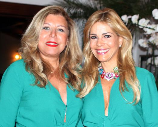 Raquel Sena e Manoela Ferrari