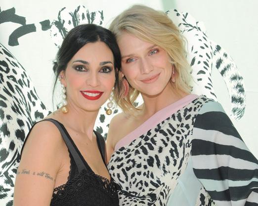 Renata Figueiredo e Celina Locks