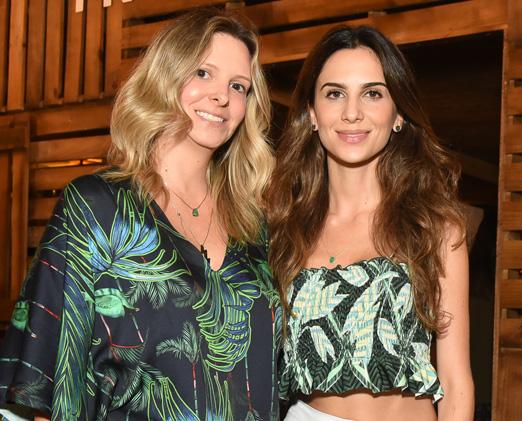 Renata Monteiro de Barros e Natalia Fusco