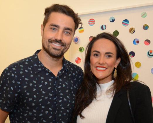 Ricardo Pereira e sua linda Francisca