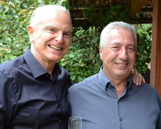 Ricardo Stambowsky e Paulo Rocco