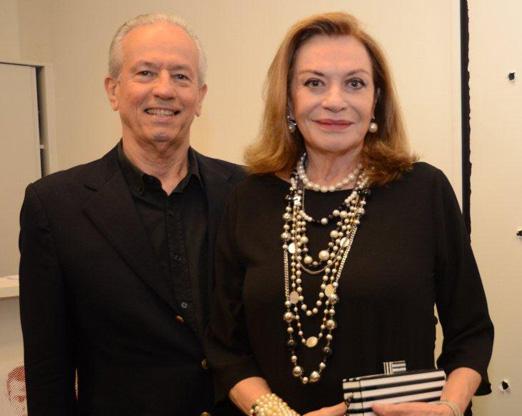 Ricardo de Castro e Vanja Chermont de Britto
