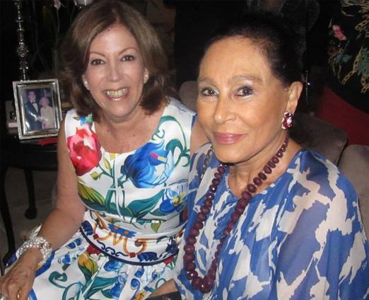 Sylvia de Castro e Myriam Gagliardi