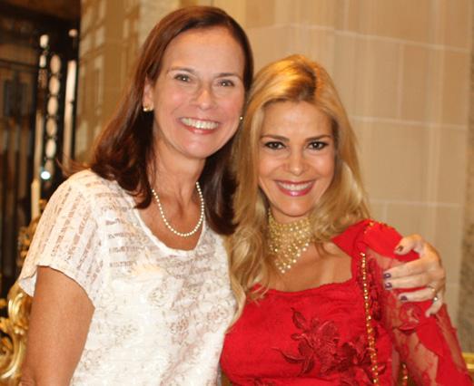 Teresa Calero e Manoela Ferrari