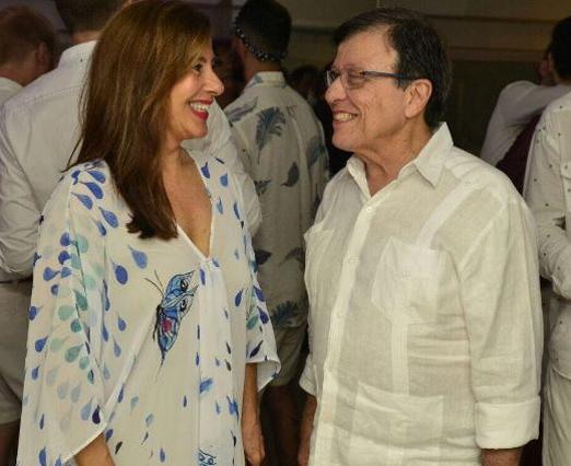 Alice Tamborindeguy e Francisco Barreiras